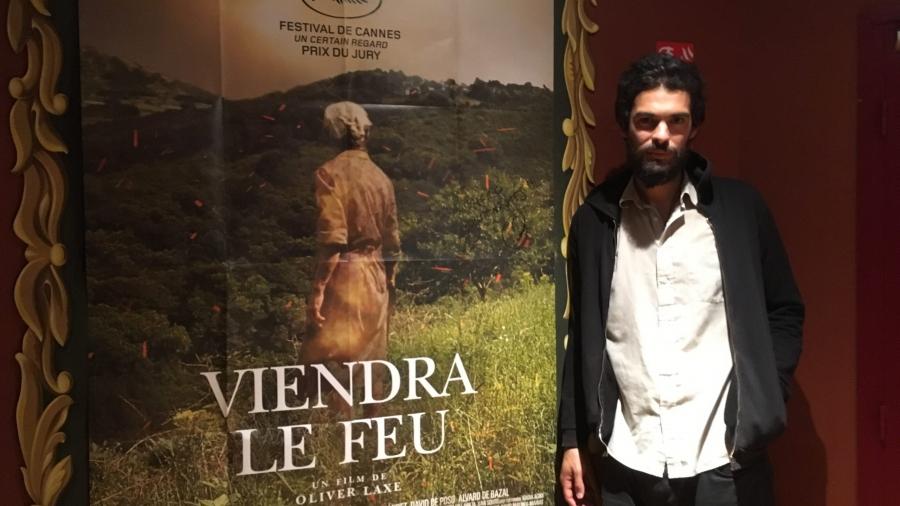 Interview avec Oliver Laxe, réalisateur de Viendra le feu